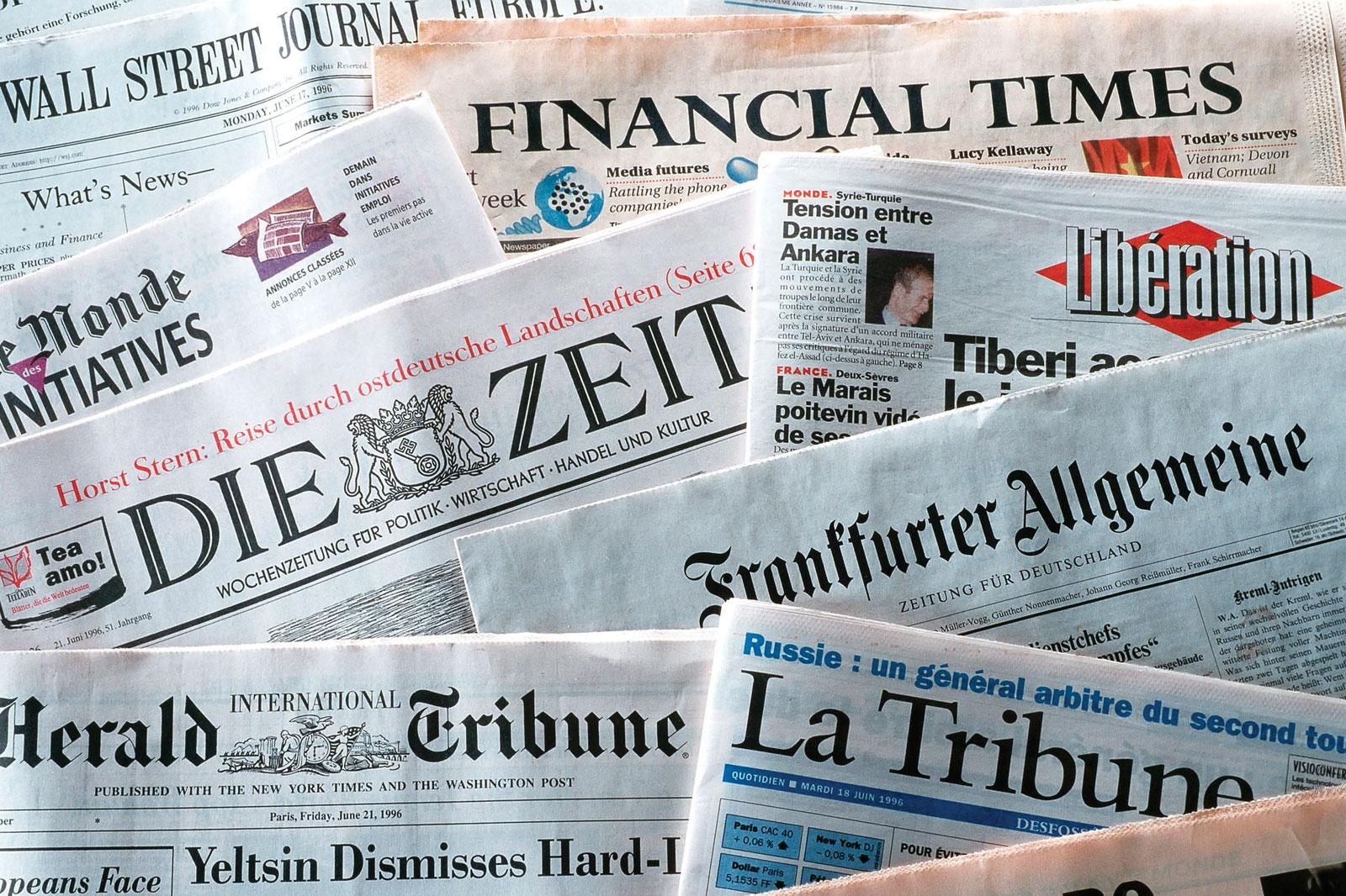 Newspaper WhatsApp Group Links