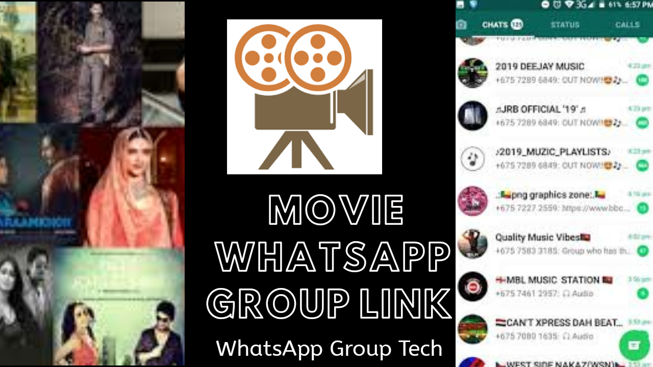 Indian movies whatsapp group links