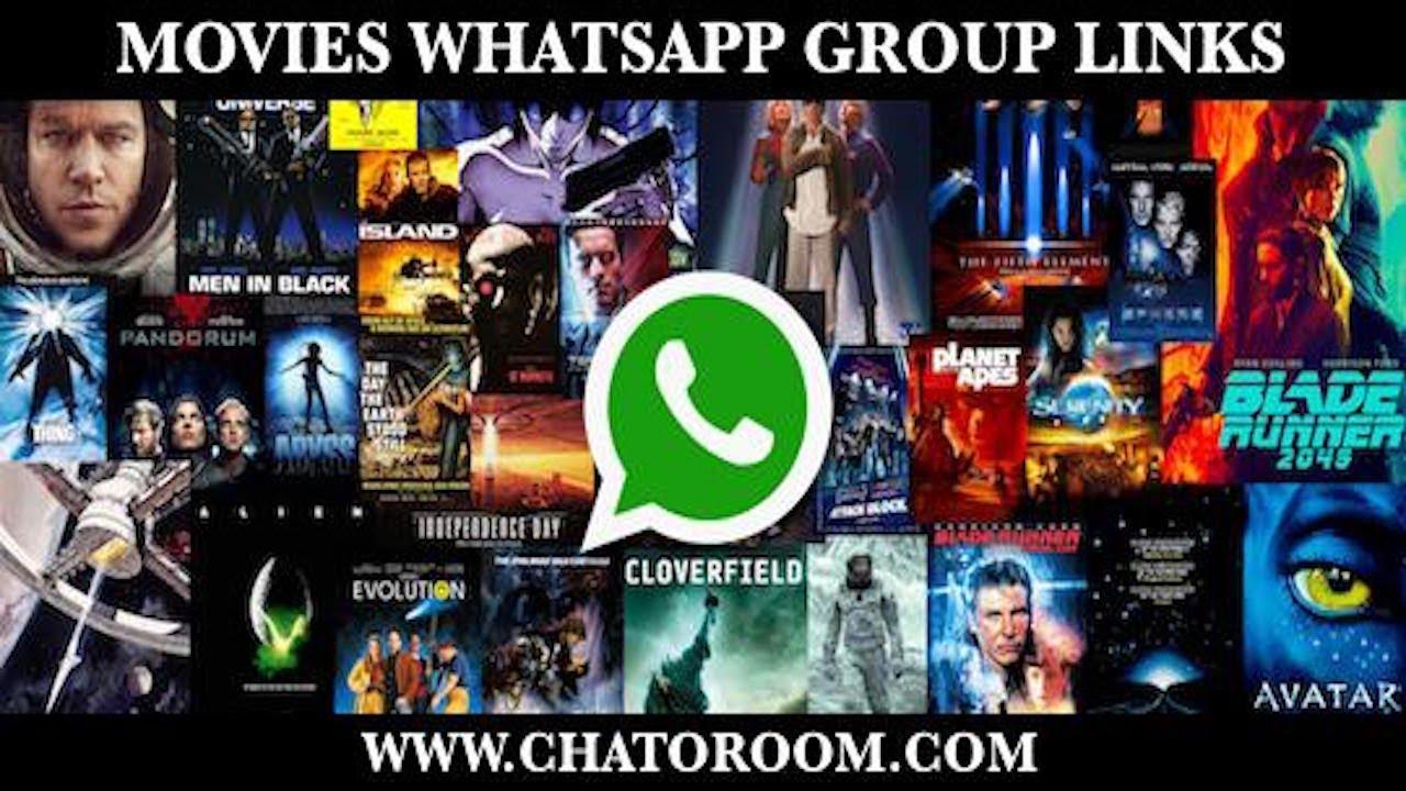 Whatsapp group links movies