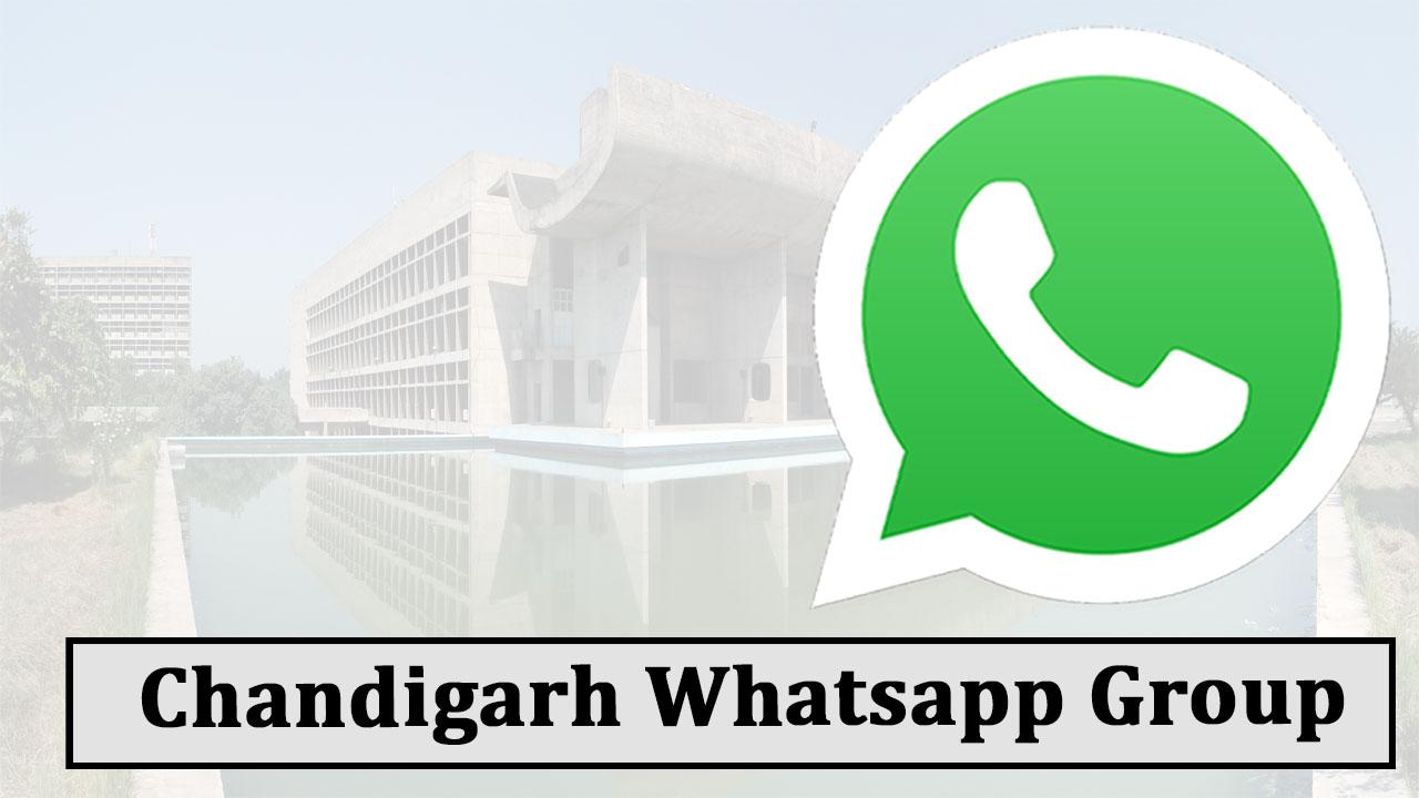 Chandigarh Whatsapp Group Links