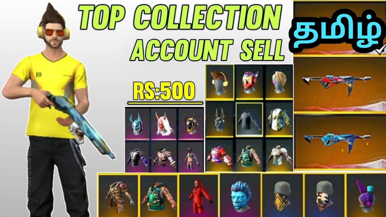 Free Fire ID Selling Whatsapp group Link Tamil