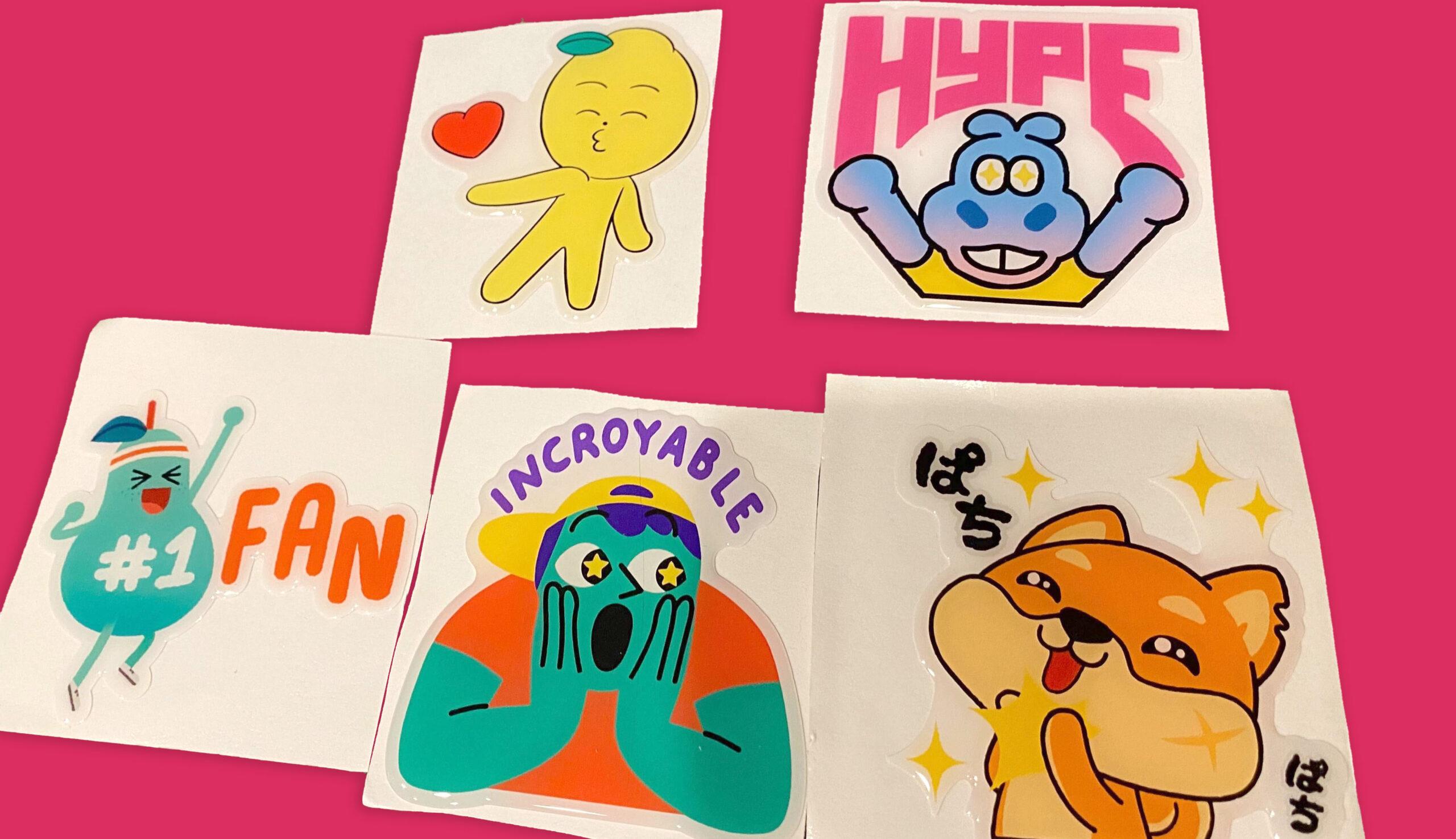 Stickers WhatsApp Group Links