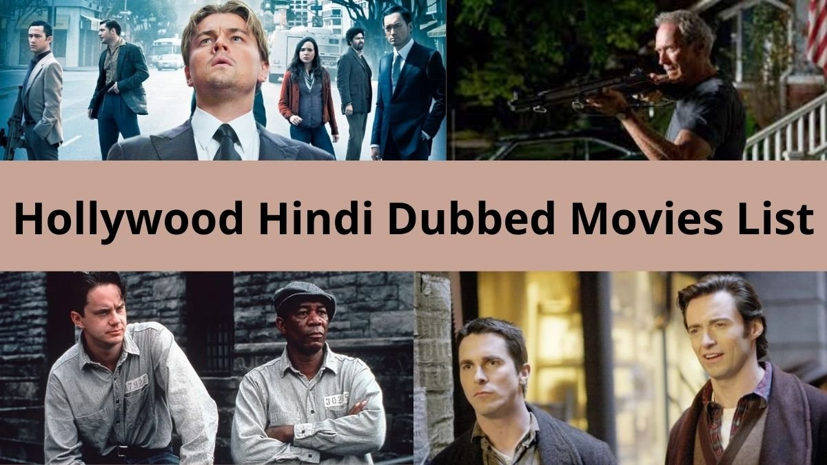 Hollywood Hindi Dubbed Movie Telegram Group Link Join List