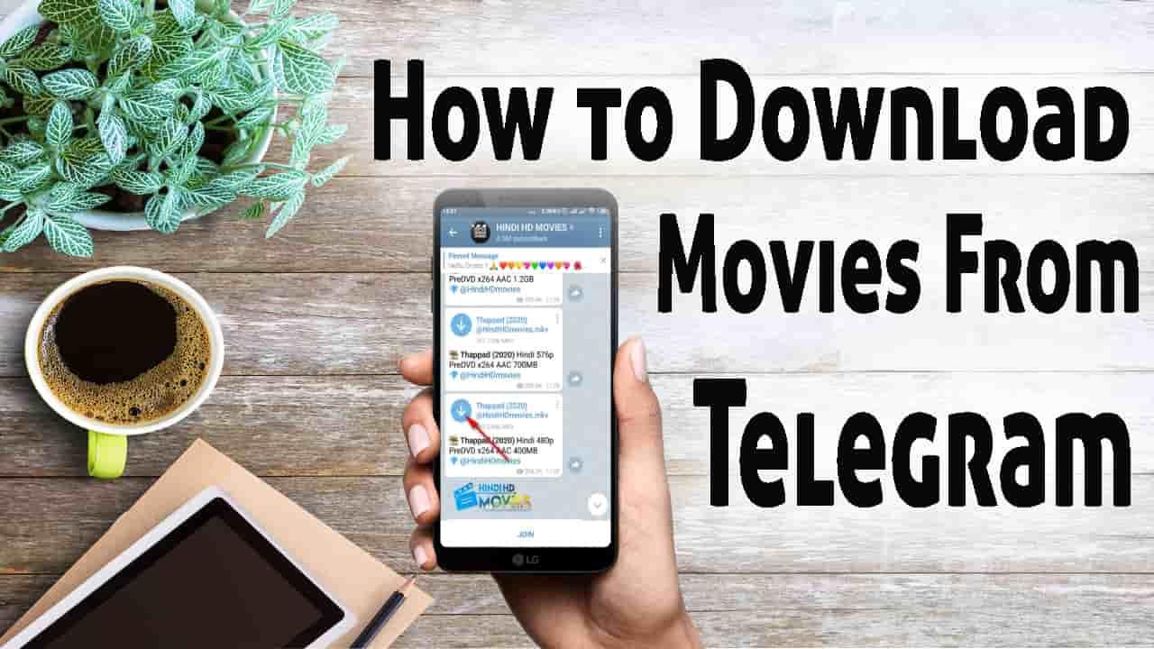 Movies Download Telegram Group Link