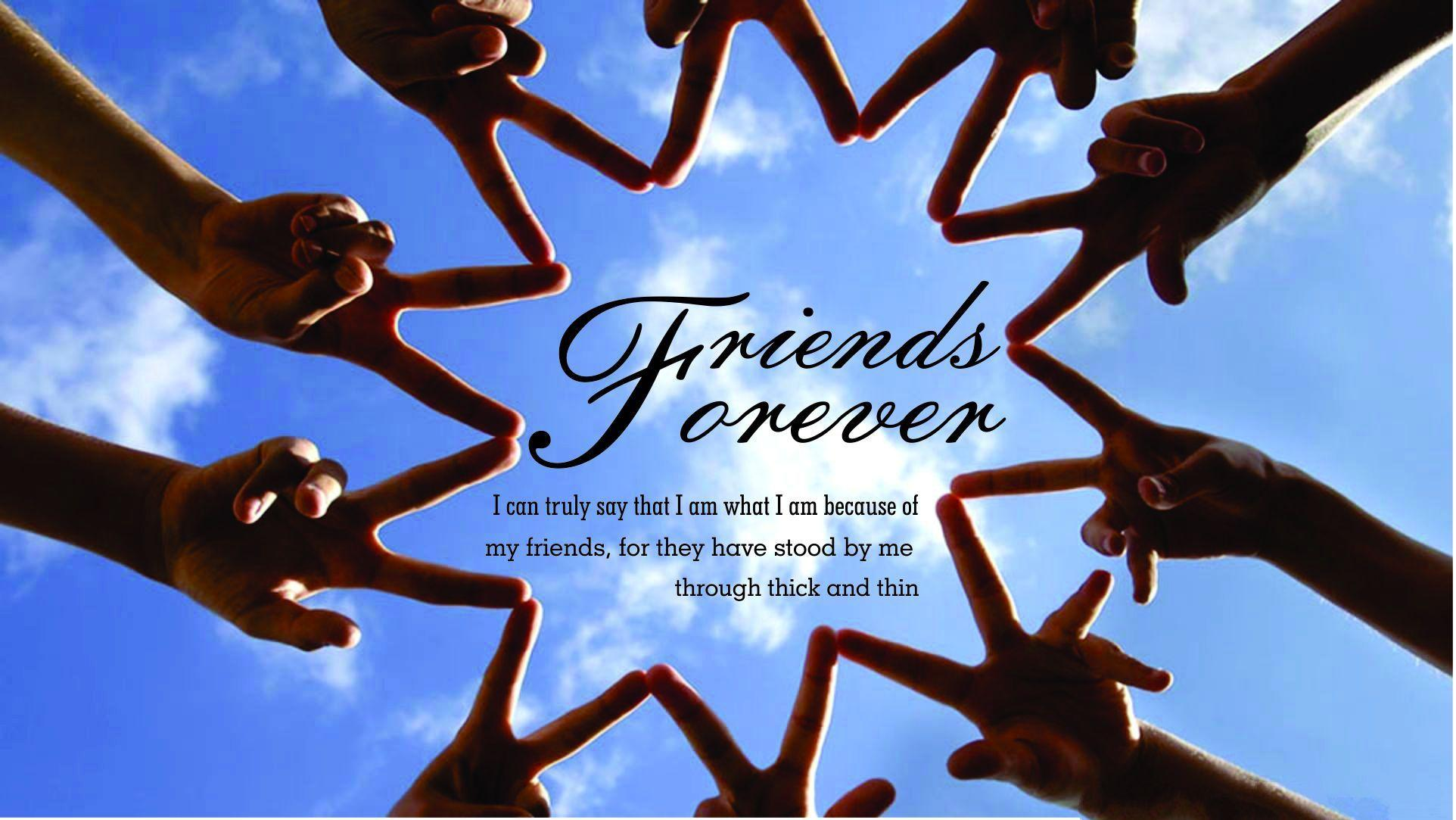 Friends Forever Join Now