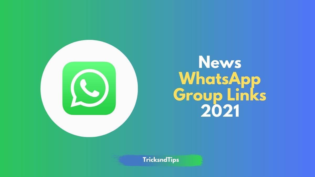 News-WhatsApp-Group-Links-2021